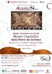 Musei Capitolini 18 ottobre 2014